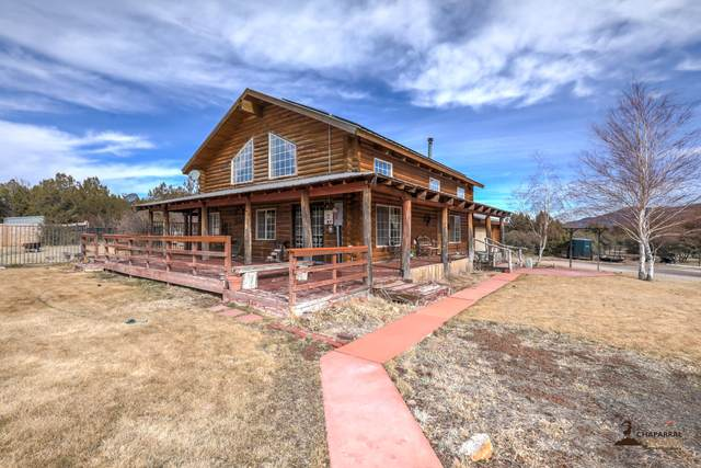 2102 S 2200 E, New Harmony, UT 84757 (MLS #20-210804) :: The Real Estate Collective
