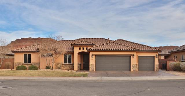 4433 S 1095 E, Washington, UT 84780 (MLS #20-210805) :: The Real Estate Collective