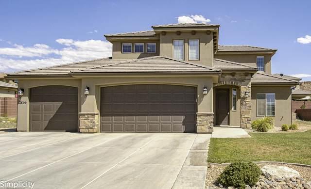 2856 E Crimson Ridge Dr, St George, UT 84790 (MLS #20-210814) :: The Real Estate Collective