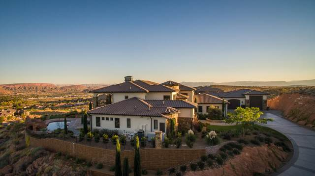 1445 W Bluff Hill Dr, Washington, UT 84780 (MLS #20-210820) :: The Real Estate Collective