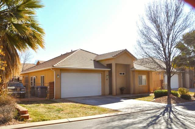 1806 N Dixie Downs #22, St George, UT 84770 (MLS #20-210843) :: The Real Estate Collective