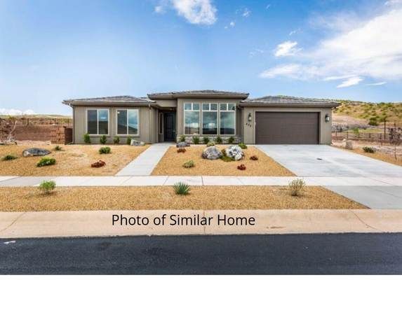 3749 W Sandstone Bench Dr, Hurricane, UT 84737 (MLS #20-210872) :: Remax First Realty