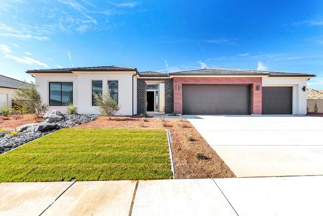 1086 W Goldenrod Cir, St George, UT 84790 (MLS #20-210896) :: Remax First Realty