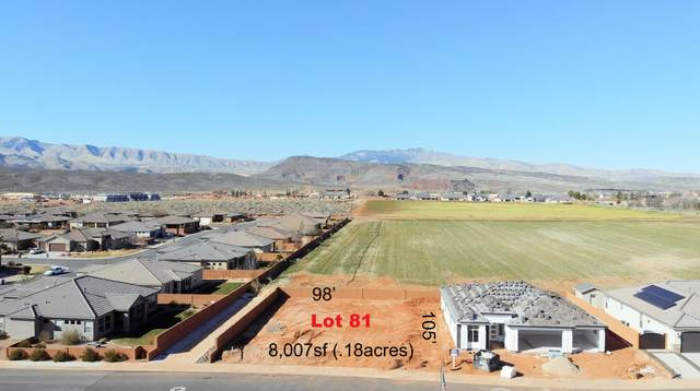 Address Not Published #81, Ivins, UT 84738 (MLS #20-210906) :: Remax First Realty