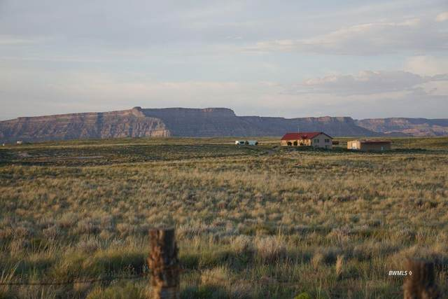 Powell Springs Dr, Big Water, UT 84741 (MLS #20-210917) :: The Real Estate Collective