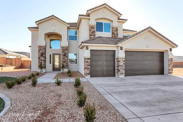 2760 E Crimson Ridge Dr, St George, UT 84790 (MLS #20-210919) :: Platinum Real Estate Professionals PLLC