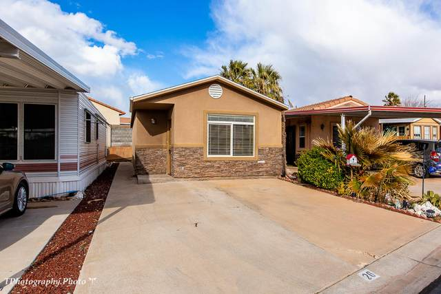 1225 N Dixie Downs Rd. #26, St George, UT 84770 (MLS #20-210941) :: Red Stone Realty Team