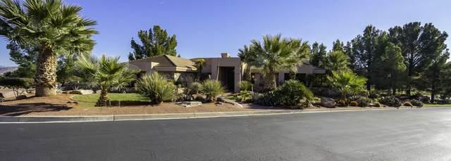 1663 S Stone Cliff Dr, St George, UT 84790 (MLS #20-210957) :: Platinum Real Estate Professionals PLLC