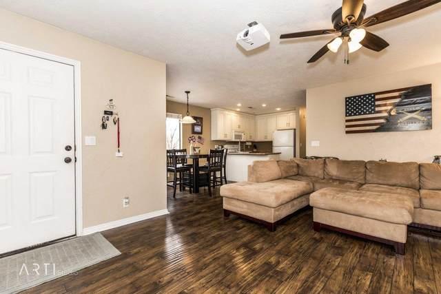 42 N 500 W #306, Washington, UT 84780 (MLS #20-210959) :: The Real Estate Collective