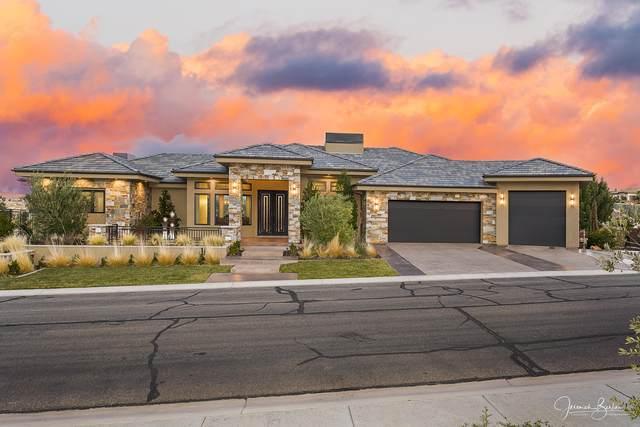 198 N Cliffside Dr, Washington, UT 84780 (MLS #20-210971) :: The Real Estate Collective