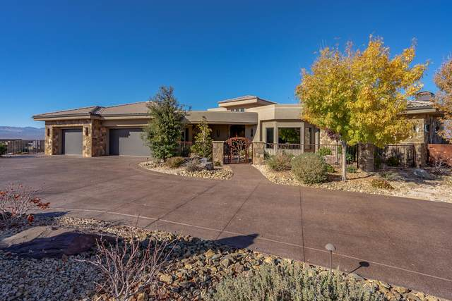 1990 S Cobalt Dr, St George, UT 84790 (MLS #20-210973) :: Remax First Realty