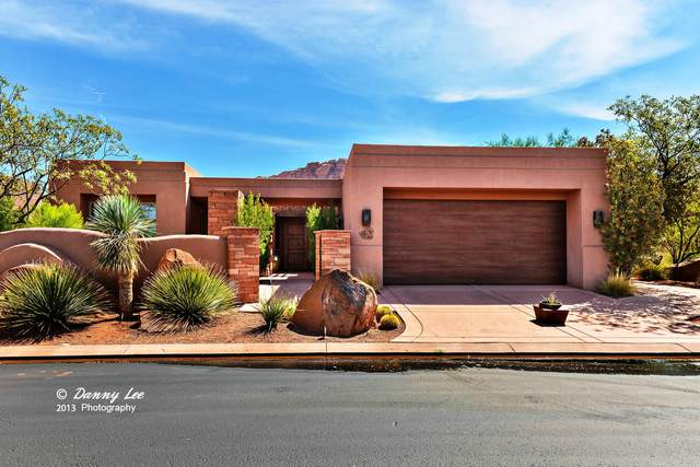 2410 W Entrada Trail #42, St George, UT 84770 (MLS #20-210987) :: The Real Estate Collective