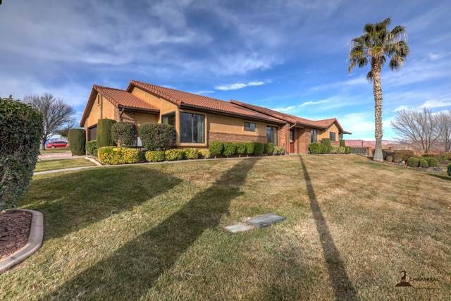 866 W 680 N, St George, UT 84770 (MLS #20-210988) :: The Real Estate Collective