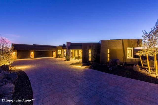 2501 Chaco Trail, St George, UT 84770 (MLS #20-211028) :: The Real Estate Collective