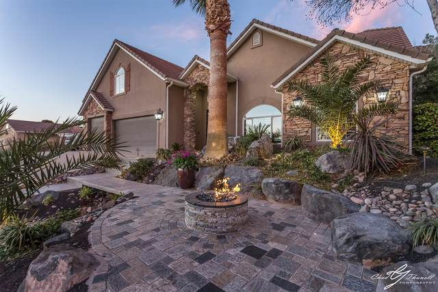 216 N Shadow Point Dr, St George, UT 84770 (MLS #20-211029) :: The Real Estate Collective