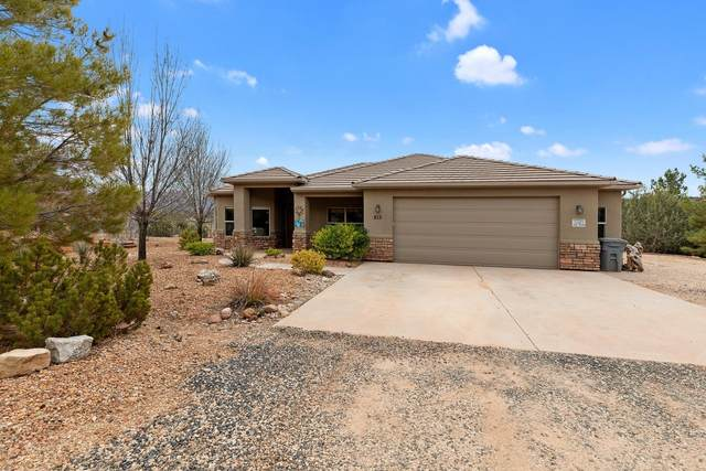 813 Foothill Dr, Apple Valley, UT 84737 (MLS #20-211071) :: The Real Estate Collective