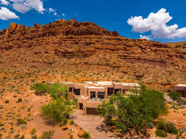 2018 W Magatsu Cir, St George, UT 84770 (MLS #20-211080) :: The Real Estate Collective