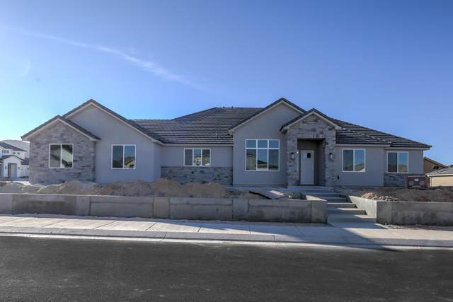 2726 E Briarwood Dr, St George, UT 84790 (MLS #20-211081) :: Platinum Real Estate Professionals PLLC
