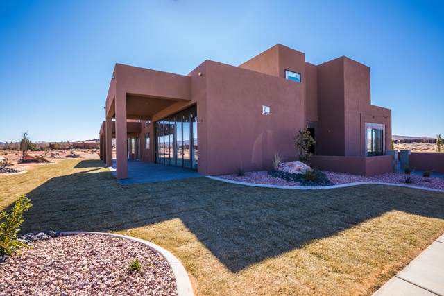 3245 S Yansa Trail, Hurricane, UT 84737 (MLS #20-211083) :: The Real Estate Collective