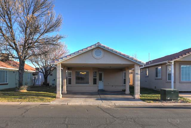 2990 E Riverside Dr #83, St George, UT 84790 (MLS #20-211089) :: Remax First Realty