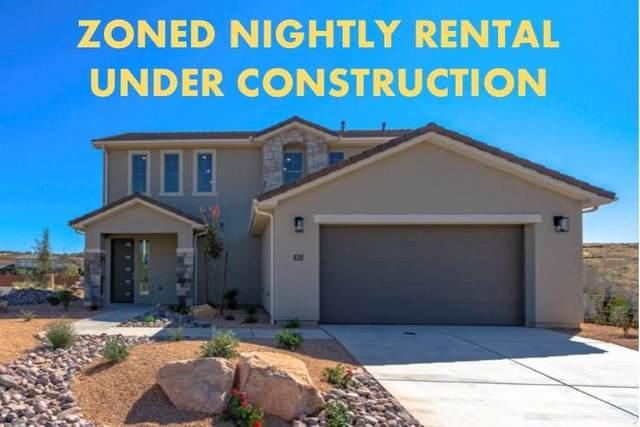 356 N Puerta Dr, Washington, UT 84780 (MLS #20-211095) :: Platinum Real Estate Professionals PLLC