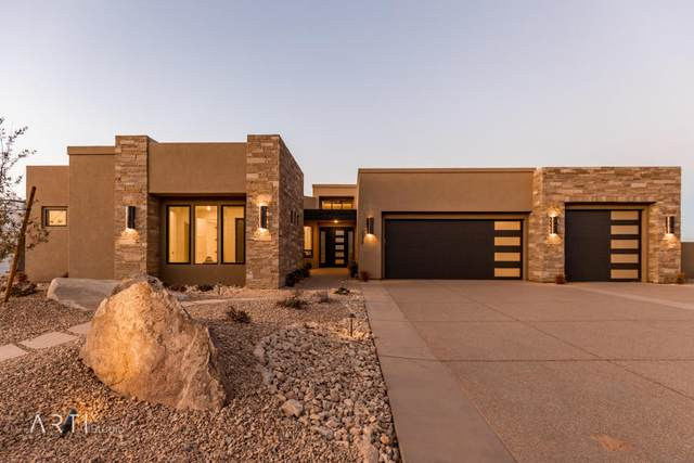 2525 E Slate Ln, St George, UT 84790 (MLS #20-211118) :: The Real Estate Collective