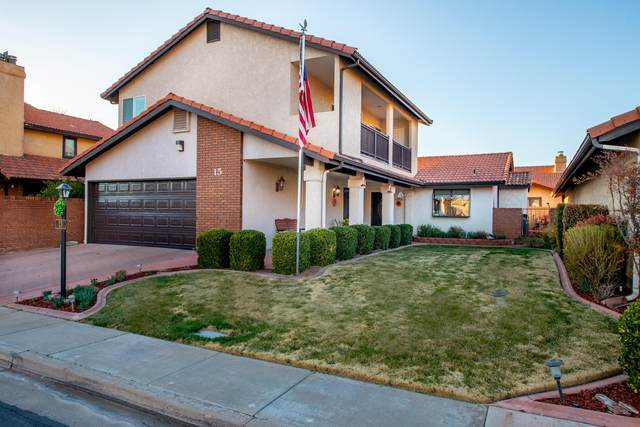 545 S Valley View Dr #15, St George, UT 84770 (MLS #20-211142) :: Diamond Group