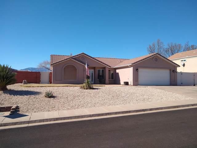 136 S 320 E, Ivins, UT 84738 (MLS #20-211151) :: Platinum Real Estate Professionals PLLC