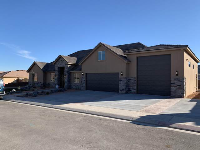2503 S 3600 W, Hurricane, UT 84737 (MLS #20-211153) :: The Real Estate Collective