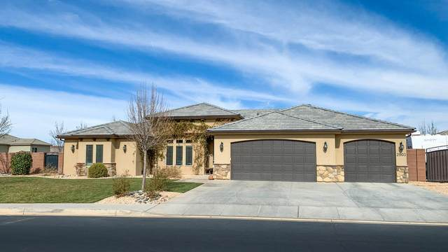 2903 Amaranth Dr, St George, UT 84790 (MLS #20-211167) :: The Real Estate Collective