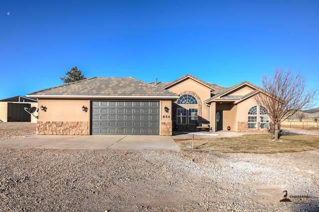 854 N 1400 E, Enterprise, UT 84725 (MLS #20-211168) :: The Real Estate Collective
