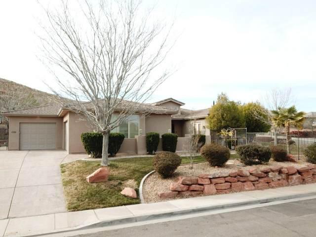 1195 N Daybreak Dr, Washington, UT 84780 (MLS #20-211185) :: Platinum Real Estate Professionals PLLC