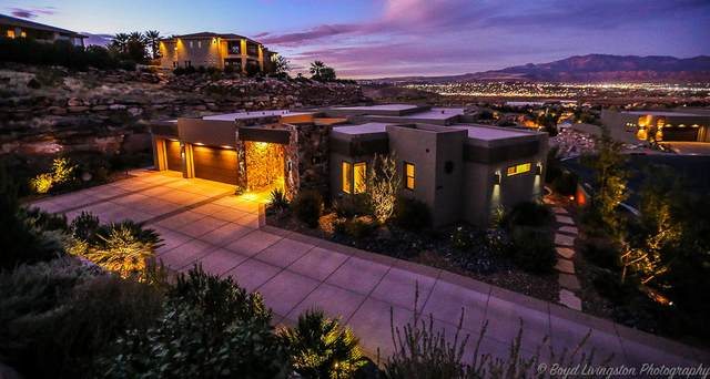 1604 S Sandatlas Dr, St George, UT 84790 (MLS #20-211187) :: Diamond Group