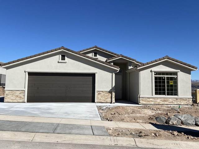 535 S The Narrows, Hurricane, UT 84737 (MLS #20-211189) :: The Real Estate Collective