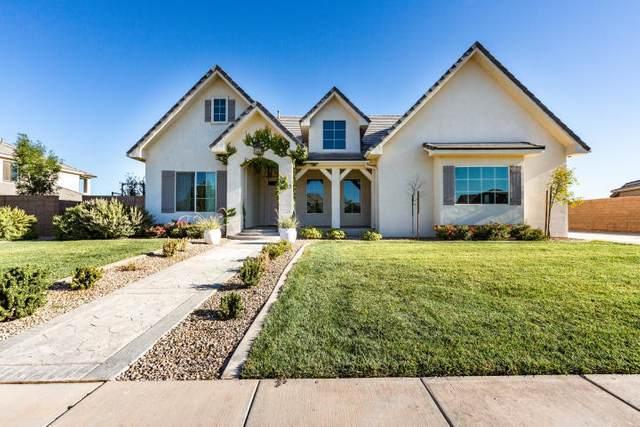 2323 E 3350 S, St George, UT 84770 (MLS #20-211206) :: Platinum Real Estate Professionals PLLC