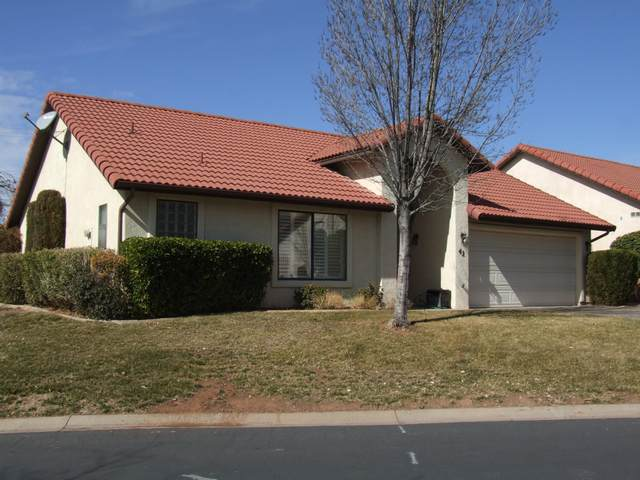 301 S 1200 E #42, St George, UT 84790 (MLS #20-211232) :: The Real Estate Collective