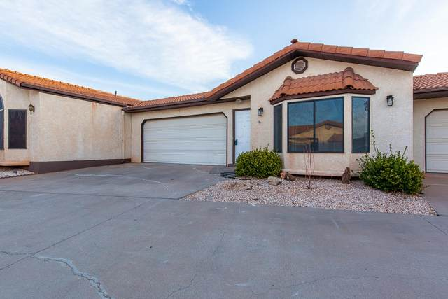 1331 N Dixie Downs #132, St George, UT 84770 (MLS #20-211233) :: Remax First Realty