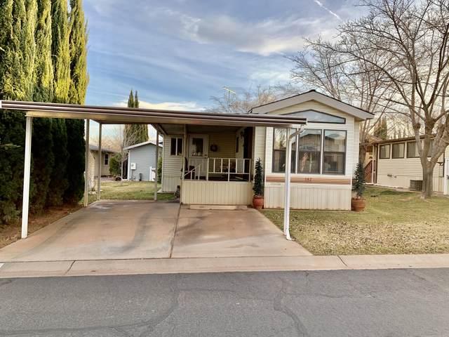 180 N 1100 #147, Washington, UT 84780 (MLS #20-211248) :: The Real Estate Collective