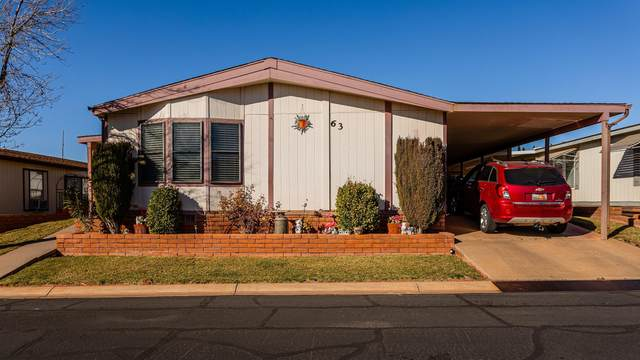 1526 N Dixie Downs #63, St George, UT 84770 (MLS #20-211310) :: Platinum Real Estate Professionals PLLC