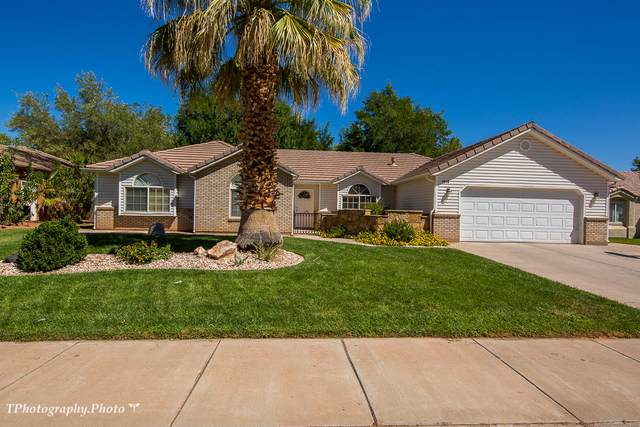 1918 Lava Flow Dr, St George, UT 84770 (MLS #20-211355) :: Red Stone Realty Team