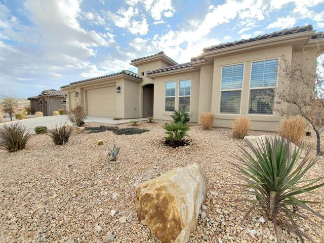 1387 Grapevine Dr, St George, UT 84790 (MLS #20-211366) :: St George Team