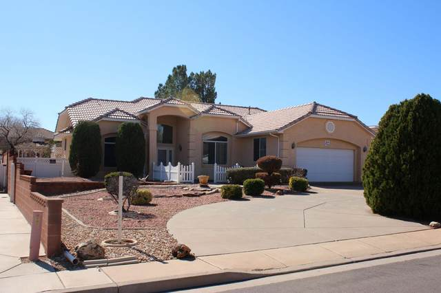 36 E 675 S, Ivins, UT 84738 (MLS #20-211369) :: St George Team