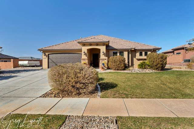 2775 E 3580 S, St George, UT 84790 (MLS #20-211398) :: St George Team