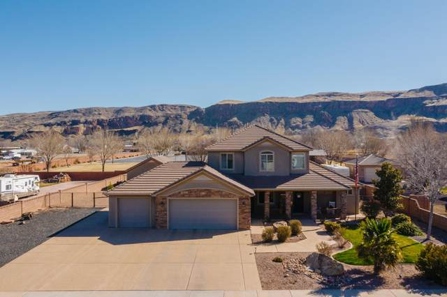 1173 S 840 W, Hurricane, UT 84737 (MLS #20-211404) :: The Real Estate Collective