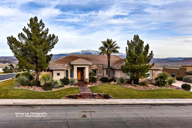 2473 Cobalt Dr, St George, UT 84790 (MLS #20-211406) :: Diamond Group