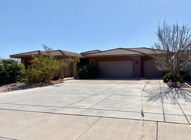 130 E 200 N, Ivins, UT 84738 (MLS #20-211409) :: St George Team