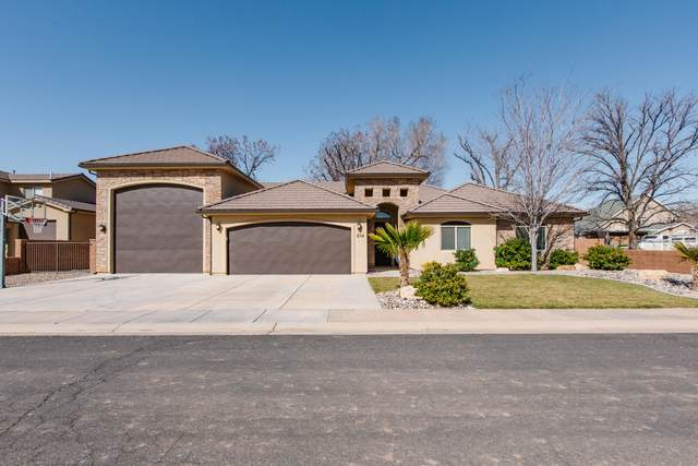 614 W 600 S, Hurricane, UT 84737 (MLS #20-211410) :: Remax First Realty