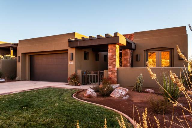 2139 W Cougar Rock Cir #166, St George, UT 84770 (MLS #20-211417) :: Remax First Realty