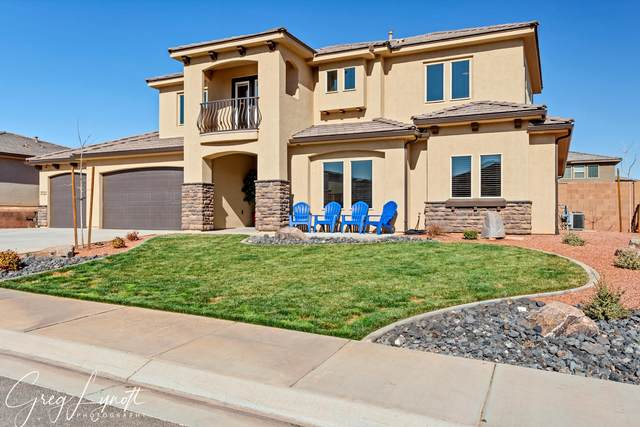 3723 E Iron Springs Dr, St George, UT 84790 (MLS #20-211445) :: Remax First Realty