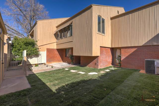 3482 S Chaparral Dr, St George, UT 84790 (MLS #20-211465) :: Remax First Realty